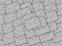 newsletters usually send many general messages